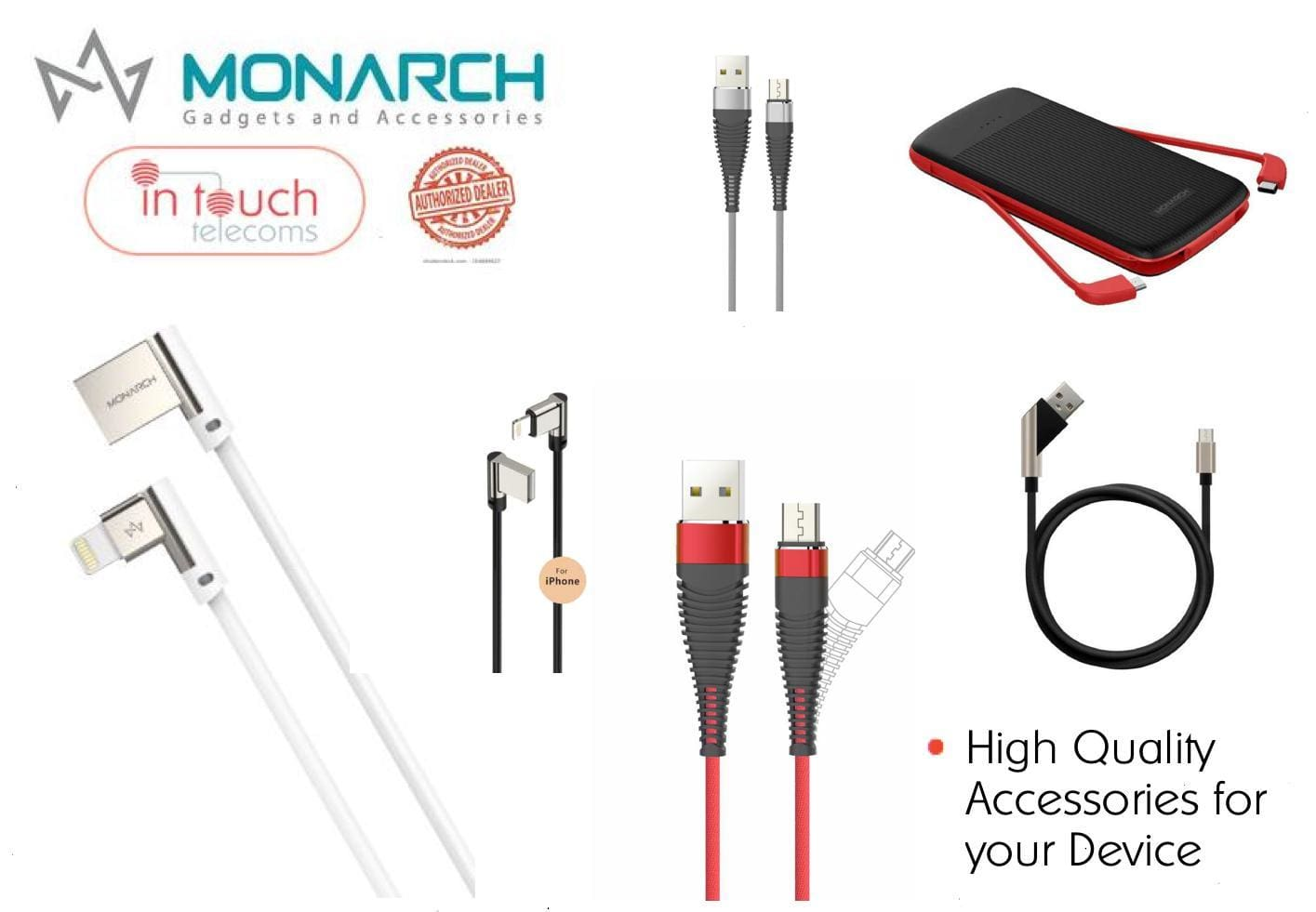 Monarch Gadgets Range
